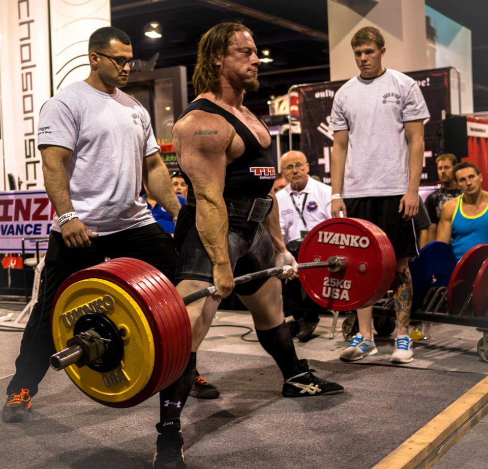 Hey Powerlifters Its Ok To Look Like You Workout